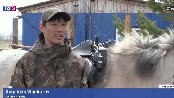 Na koňoch zo Sibíri do Moskvy / Cikády a špeciálne tacos
