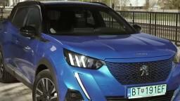 Dá Peugeot 2008e na jedno nabitie 300 kilometrov?