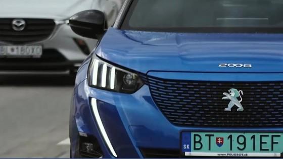 Motoring: Atraktívny Peugeot 2008e a luxusný Mercedes Benz EQV