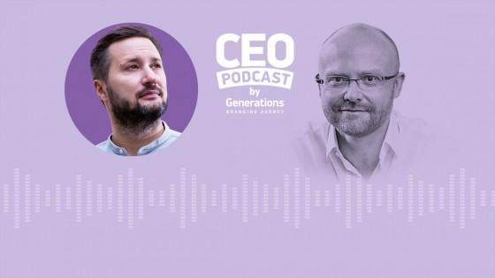 CEO podcast Generations: Matúš Vallo - primátor Bratislavy