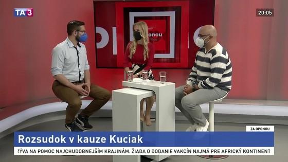 Rozsudok v kauze Kuciak / Čo ukázalo odvolávanie R. Mikulca / V strane Za ľudí sa chcú spájať / Za oponou s Jurajom Šeligom