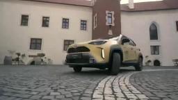 Toyota predstavila ďalší atraktívny model, je ním crossover Toyota Yaris Cross