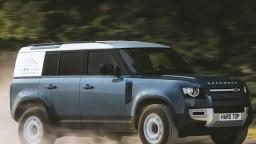 Legenda Land Rover Defender v prestrojení