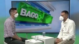 Bago s hráčskym agentom Martinom Petrášom