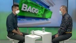 Bago s vedúcim Katedry športových hier FTVŠ UK Pavlom Peráčkom