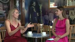 Na kávičke s Mirkou Partlovou: Veci sa snažím robiť na maximum