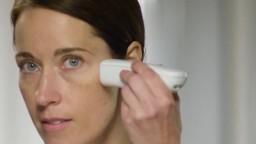 Špeciálne kozmetické zariadenie pre starostlivosť o pleť funguje ako 3D tlačiareň