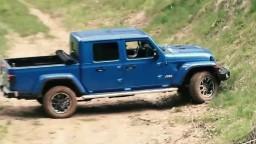 Luxusný Jeep Gladiator má silu 264 koní. Ako sa mu darilo na náročnom teréne?