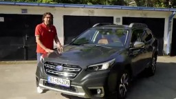 Motoring: Chlapské auto Subaru Outback a značkový Abarth Cup