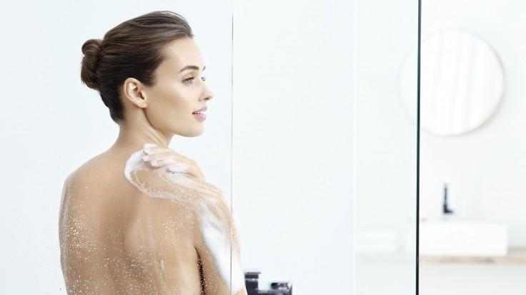 Sprchovanie po tréningu