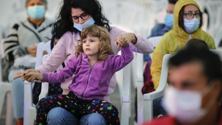 deti koronavírus rodičia 1140px (SITA/AP)