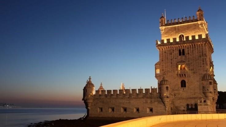 Belémska veža v Lisabone.
