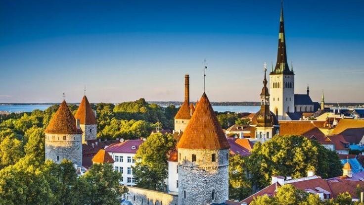 Estónsky Tallinn.