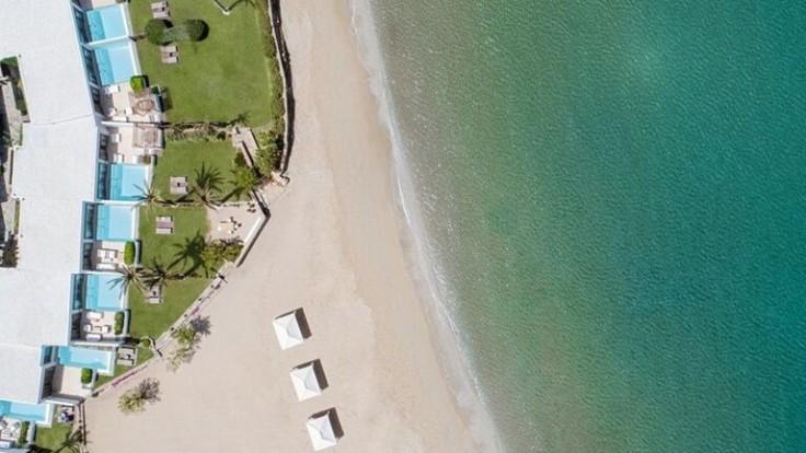 Krétska pláž.