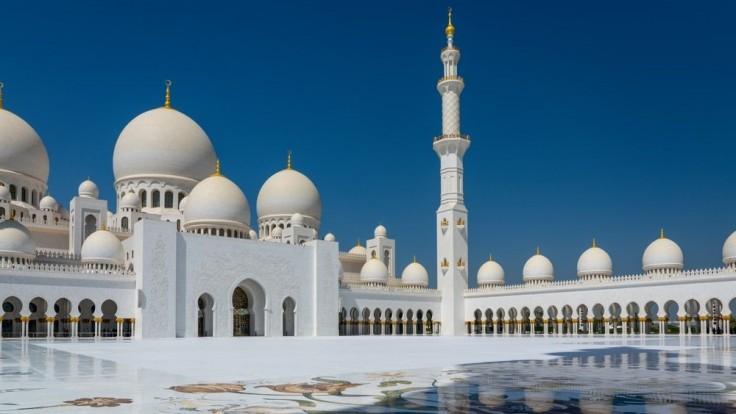 Mešita Sheik Zayed.
