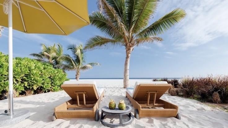 Nádherné ománske pláže.