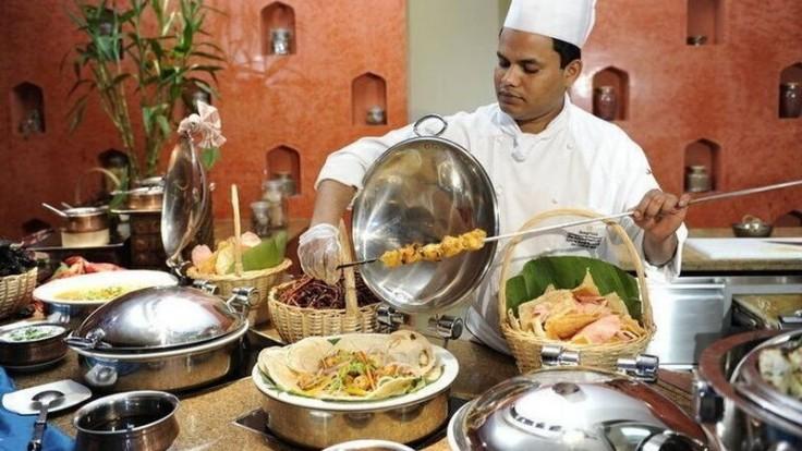 Z ománskej kuchyne.