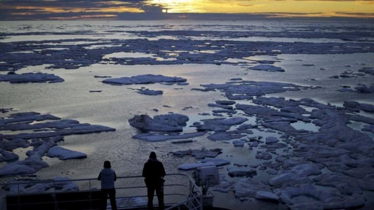 klimatické zmeny globálne otepľovanie topenie 1140px (SITA/AP)