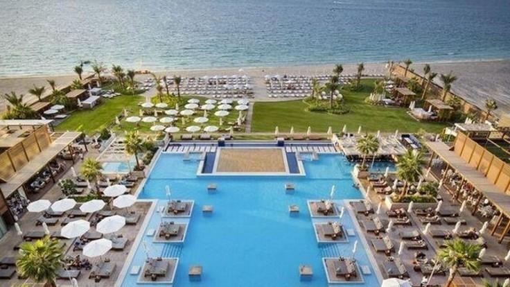 Hotel Rixos Premium Dubai.