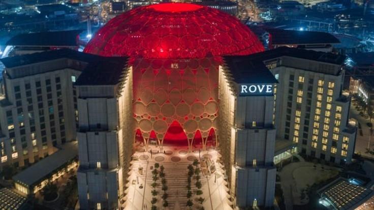 Expo v Dubaji.