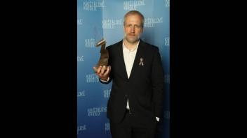 Herec, režisér, producent a scenárista Peter Bebjak získal ocenene v kategórii Divadlo a audiovizuálne umenie.